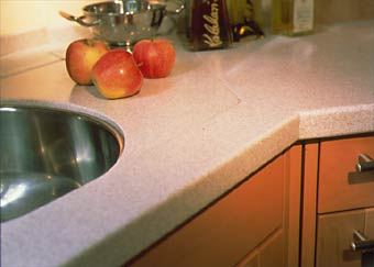 DuPont Corian® Countertops Offer Design Flexibility And Solid Surface  Quality.