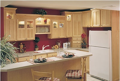 Haas Cabinets, Manufactured In Indiana, Offers A Large Variety Of Cabinet  Styles At A Reasonable Price.