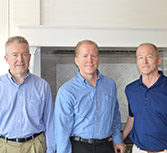 Tom, Craig and Robert Bowman, Owners & Partners